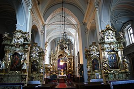 StMark the Evangelist Church (in), 10 sw. Marka street, Old Town, Krakow,Poland.jpg