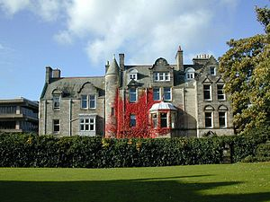 St Andrews University Classics Building
