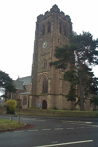 Worksop - St Anne's Church