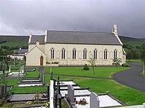 St Brigid's RC Church, Cranagh - geograph.org.uk - 233661.jpg