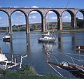 St Germans Quay and Viaduct - geograph.org.uk - 717331.jpg