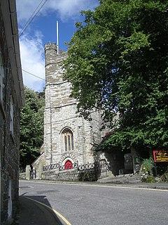 St Gluvias Human settlement in England