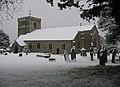 St James' church, Burton in Kendal - geograph.org.uk - 1630199.jpg
