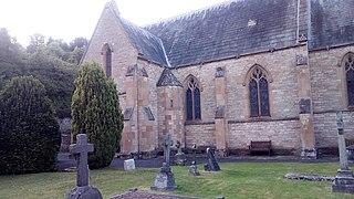 St Johns Church, Jedburgh Church in Jedburgh, United Kingdom