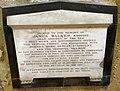 St Leonard's Church, Seaford, James Walker monument.jpg