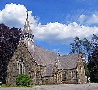 St. Lukes Episcopal Church (Beacon, New York)
