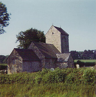 Caerau, Cardiff - St Mary's Church, Caerau