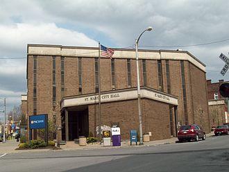 St. Marys, Pennsylvania - Saint Marys City Hall
