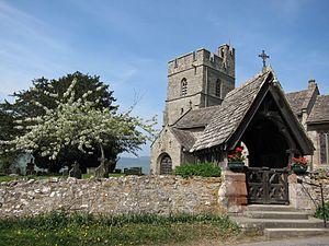Old Radnor - St Stephen's Church, Old Radnor