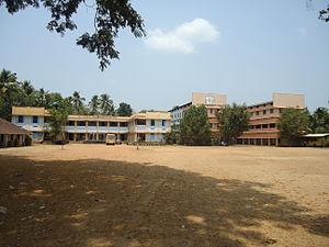 Malayattoor - St Thomas High School Malayattoor