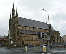 St Thomas of Canterbury and English Martyrs Catholic Church - geograph.org.uk - 529644.jpg