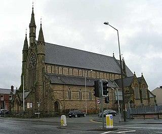 Church of St Thomas of Canterbury and the English Martyrs, Preston Church in Lancashire, United Kingdom
