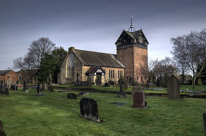 Ashton upon Mersey - Image: St martins ashton upon mersey
