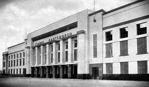 Stadio Giorgio Ascarelli - Stadio Partenopeo in 1934