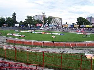 Polonia Bydgoszcz - Polonia Stadium.