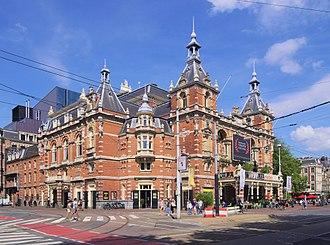 Stadsschouwburg - Present-day Stadsschouwburg