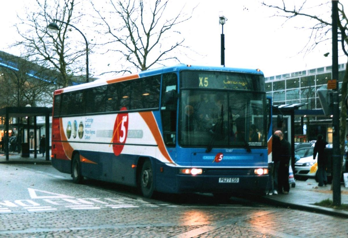Stagecoach in Bedford - Wikipedia