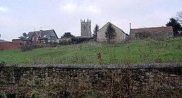 Stainton church from Lime Kiln Lane - geograph.org.uk - 637017.jpg