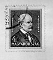Stamp commemorating Ignaz Phillip Semmelweiss Wellcome M0013204.jpg