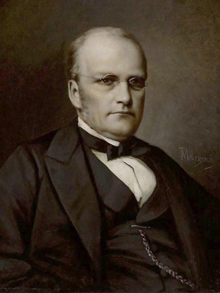 Stanisłaŭ Maniuška. Станіслаў Манюшка (T. Maleszewski, 1865)