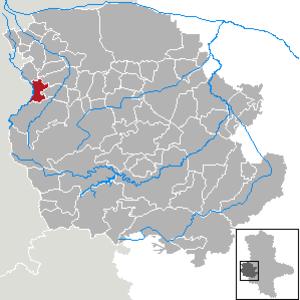 Stapelburg - Image: Stapelburg in HZ