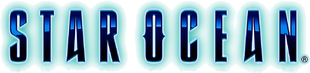 Description de l'image Star Ocean logo circa The Last Hope white.png.