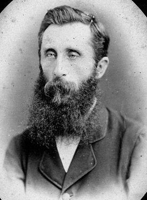 Charles Hardie Buzacott - Charles Hardie Buzacott in 1879