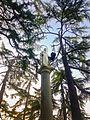 Statua della Madonna nei giardini di Ceccano.jpg