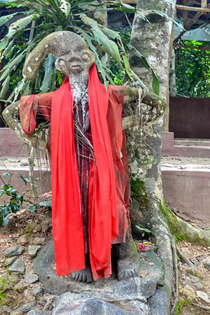 Ogun - Statue of Ogun, Sacred Grove Of Oshun, Osogbo, Nigeria