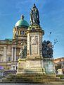 Statue of Queen Victoria, Hull.jpg