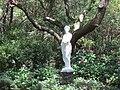 Statue of Virginia Dare at Elizabethan Gardens image 3.jpg