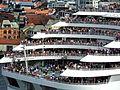 Stavanger vom obersten Deck eines Kreuzfahrtschiffes gesehen. 05.jpg
