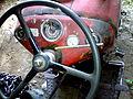 Steering wheel of a red Massey Ferguson.jpg