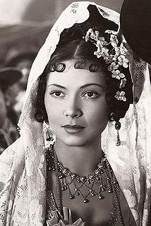 Steffi Duna Hungarian-born actress