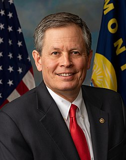 Steve Daines United States Senator from Montana