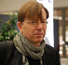 Steve Sem-Sandberg ved Bogmessen i Göteborg 2010.