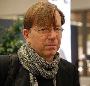 Steve Sem-Sandberg - Steve Sem-Sandberg in 2010