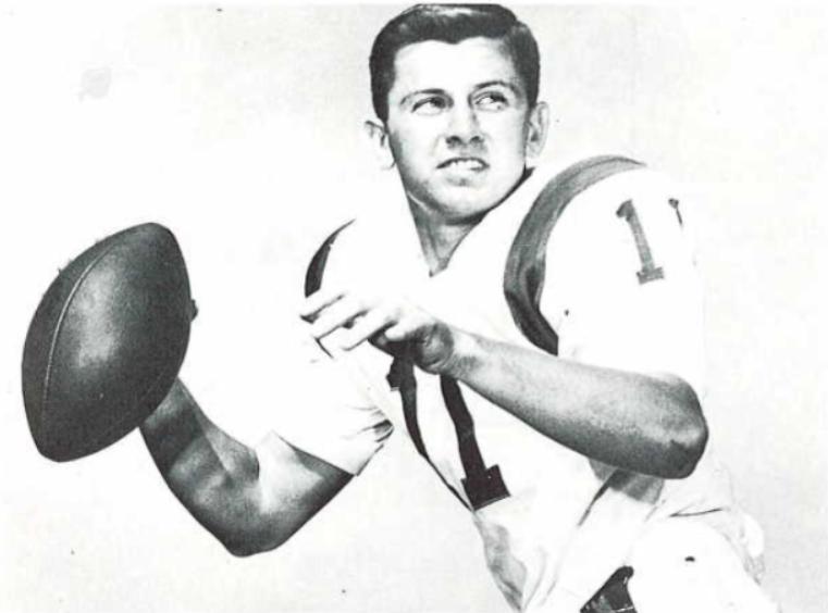 Steve Spurrier (1965 Seminole)