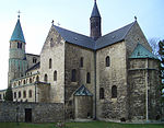Collegiate Church of Gernrode from the east.jpg