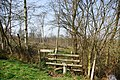 Stile into Darwell Reservoir Wood - geograph.org.uk - 385559.jpg