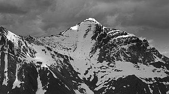 Hemis National Park - Stok Kangri peak inside Hemis NP