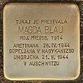 Stolperstein für Magda Blau (Lendava).jpg
