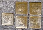 Stolpersteine Regensburg Kohn Kahn Lehmann.jpg