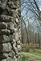 Stone Tower at Hillcrest Cemetery Grafton State Hospital.jpg