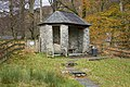 Stone shelter in Chapel Stile - geograph.org.uk - 1570455.jpg