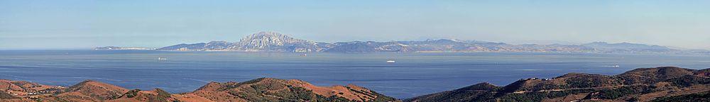 Strait of Gibraltar crossing - Wikipedia
