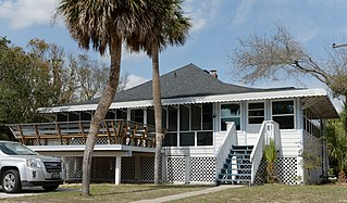 Tybee Island Strand Cottages Historic District