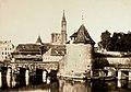 Strasbourg, la porte des pêcheurs et la tour dans le sac.jpg