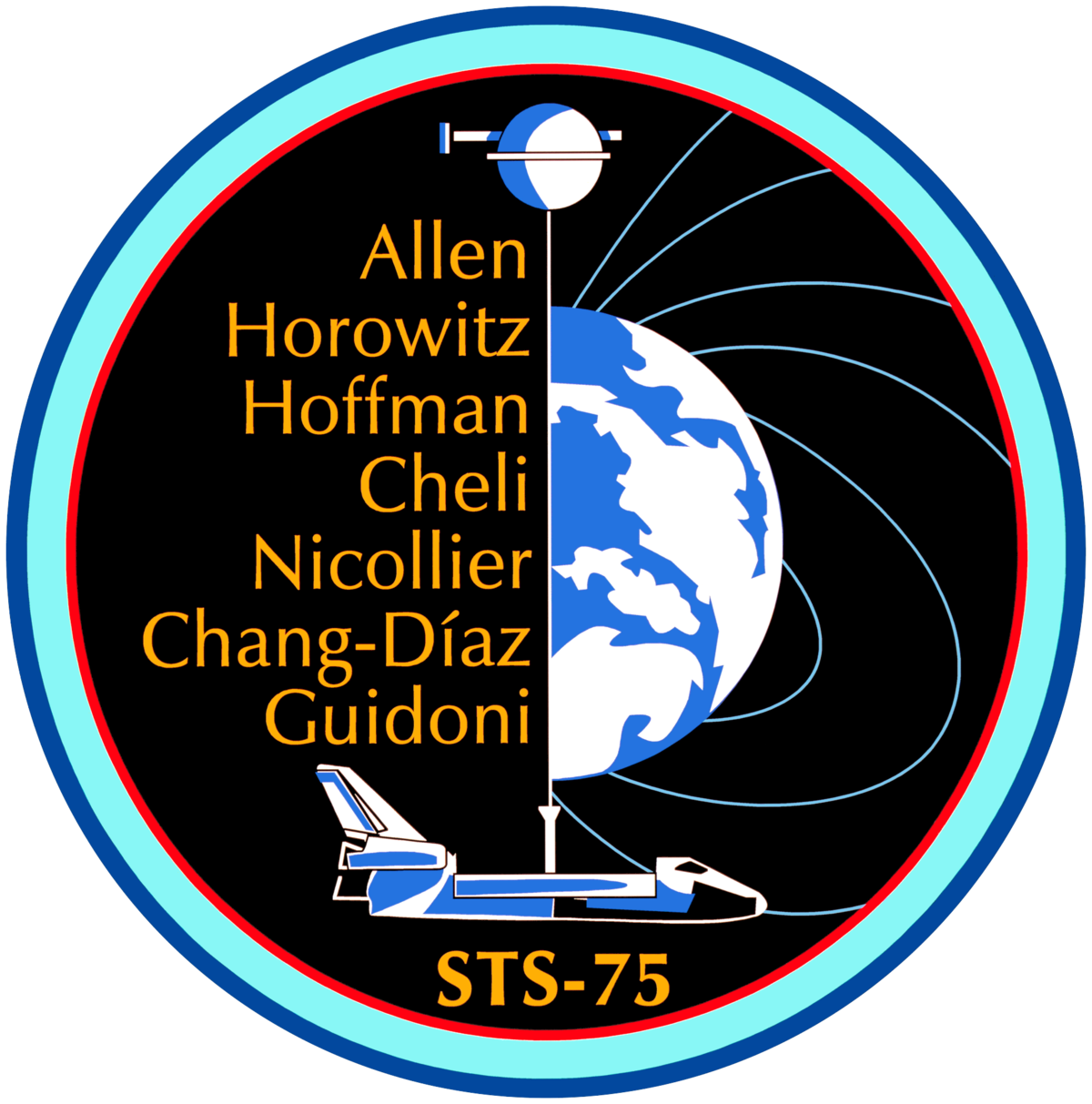 Mission Patches On Mission 4 To The International Space: Wikipedia