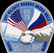 Missionsemblem STS-79